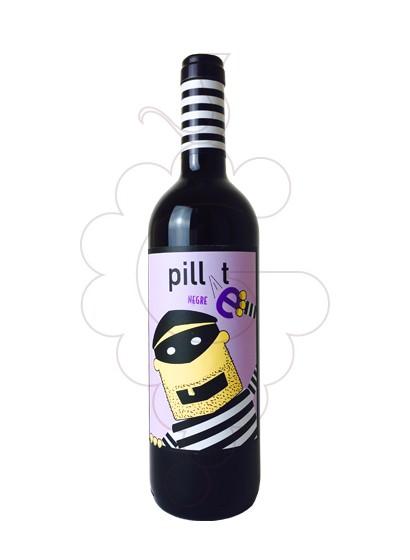Foto Pillet Negre vi negre