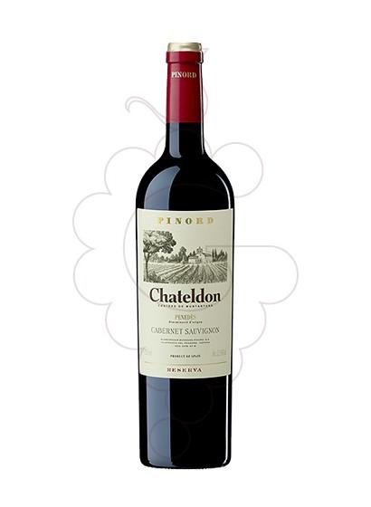 Foto Pinord Chateldon Cabernet Sauvignon vi negre