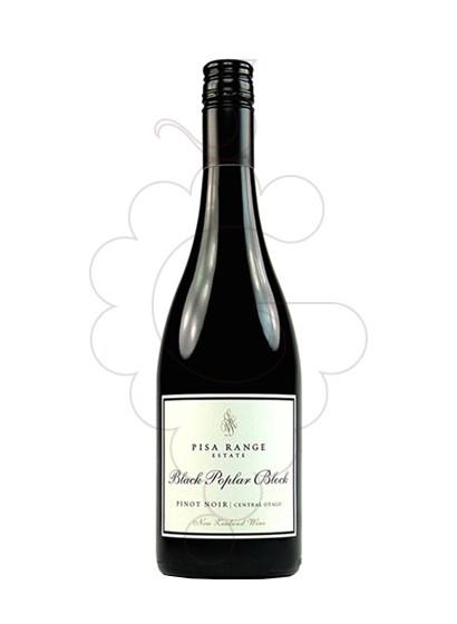 Foto Pisa Range Black Poplar Block Pinot Noir vi negre