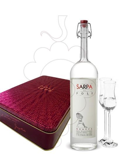 Foto Grappa Poli Sarpa Pack (1 u + 2 copes)