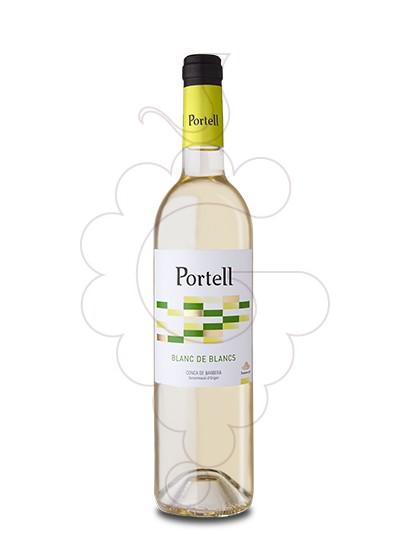 Foto Portell Blanc de Blancs vi blanc