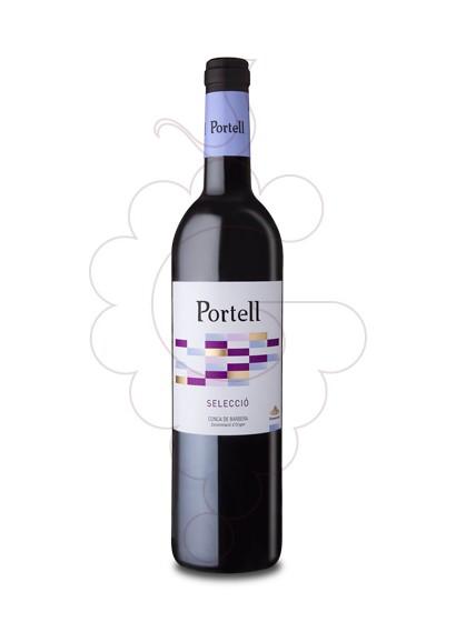 Foto Portell Selecció vi negre