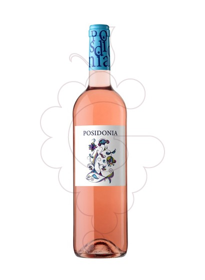 Foto Posidònia vi rosat