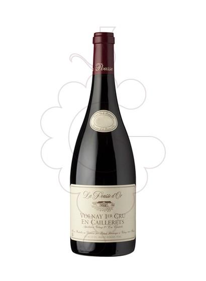 Foto La Pousse d'Or Volnay 1er Cru En Caillerets vi negre