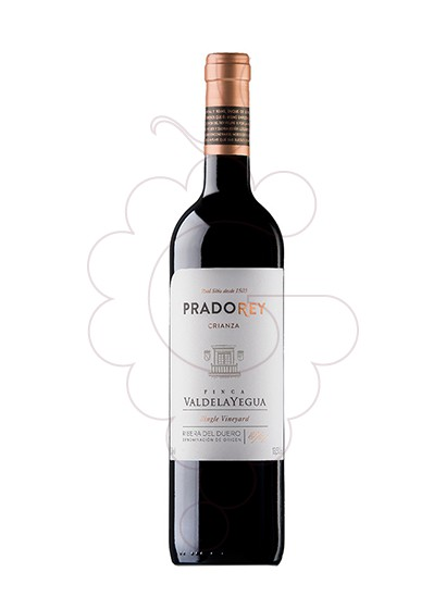 Foto Prado Rey Crianza vi negre