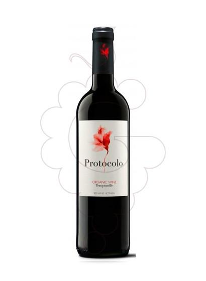 Foto Protocolo Negre Orgànic vi negre