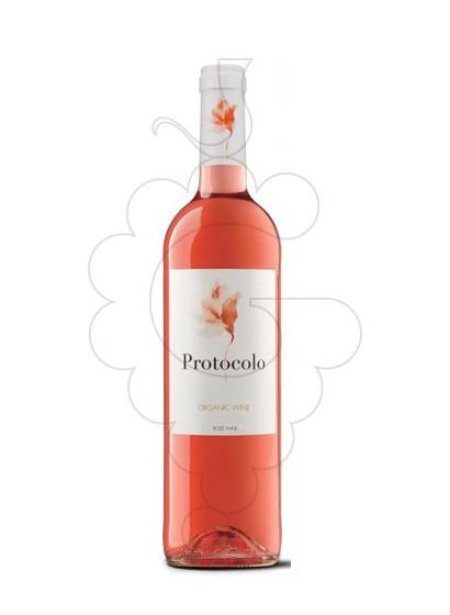 Foto Protocolo Rosat Orgànic vi rosat