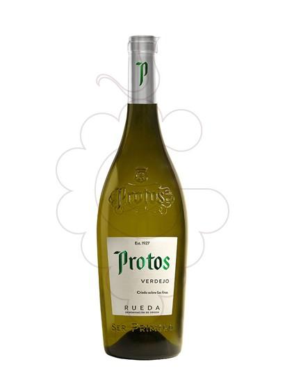 Foto Protos Blanc (Verdejo) vi blanc