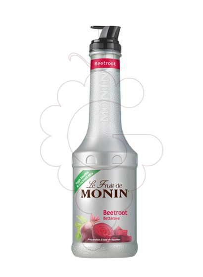 Foto Altres Monin Puré Beetroot (s/alcohol)