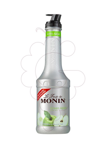 Foto Altres Monin Puré Green Apple (s/alcohol)