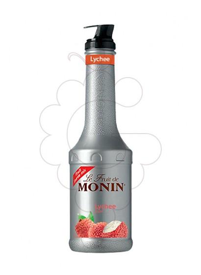 Foto Altres Monin Puré Lychee (s/alcohol)