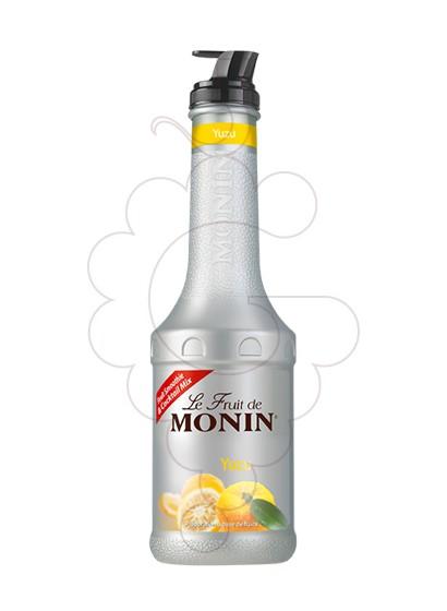 Foto Altres Monin Puré Yuzu (s/alcohol)
