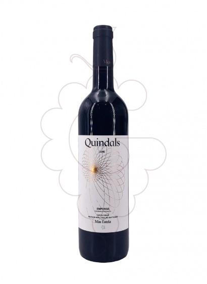 Foto Quindals vi negre
