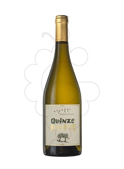 Foto Quinze Roures Magnum vi blanc