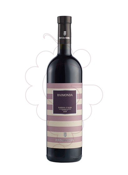 Foto Fontanafredda Raimonda Barbera d'Alba vi negre
