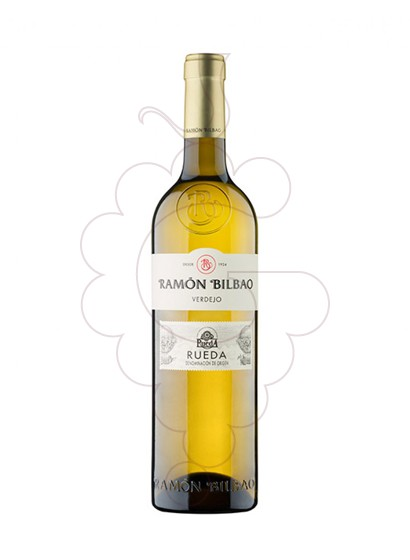 Foto Ramón Bilbao Verdejo Magnum vi blanc