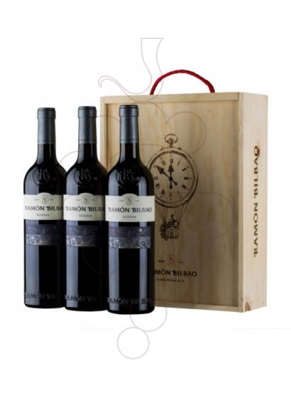 Foto Ramon Bilbao Reserva (Pack 2 u) vi negre