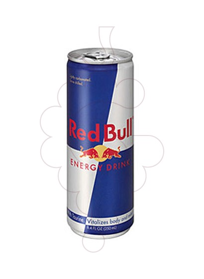 Foto Beguda energètica Red Bull