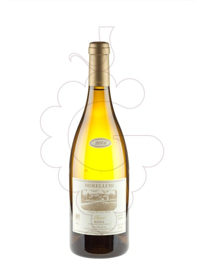 Foto Remelluri Blanc vi blanc