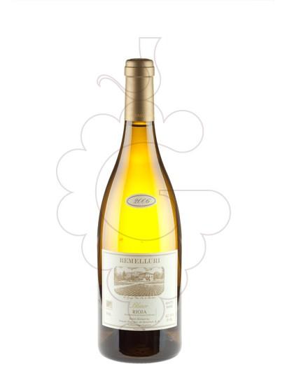 Foto Remelluri Blanc Magnum vi blanc
