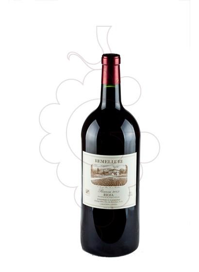 Foto Remelluri Reserva Jeroboam vi negre