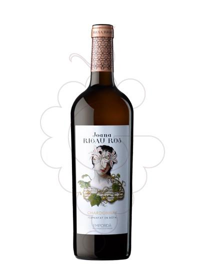 Foto Joana Rigau Ros Chardonnay F. B. vi blanc
