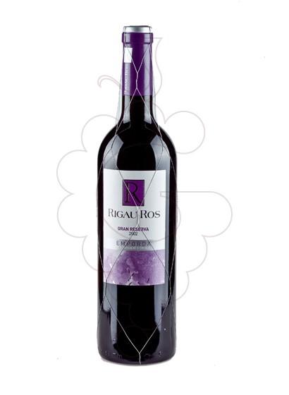 Foto Rigau Ros Negre Gran Reserva vi negre