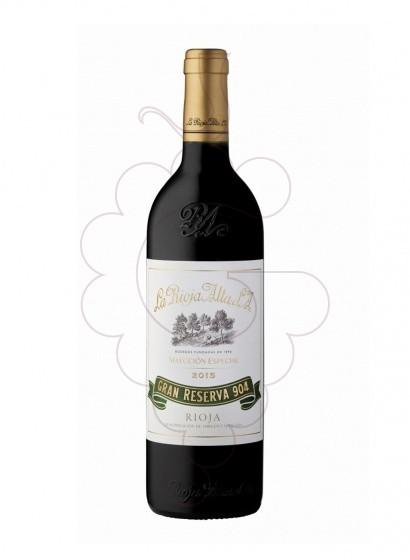 Foto Rioja Alta 904 Gran Reserva  vi negre