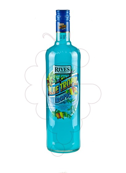 Foto Xarops Rives Blue Tropic