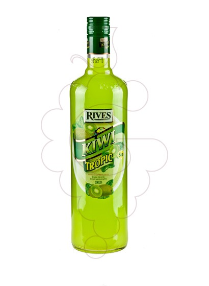 Foto Xarops Rives Kiwi (s/alcohol)