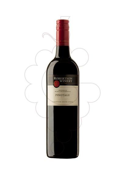Foto Robertson Winery Pinotage vi negre