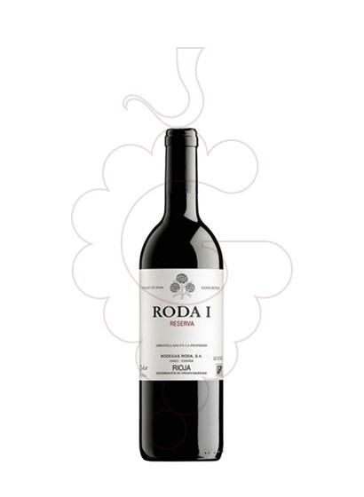 Foto Roda I Reserva (mini) vi negre