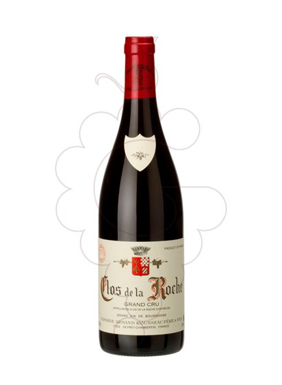 Foto Armand Rousseau Clos de la Roche Grand Cru vi negre