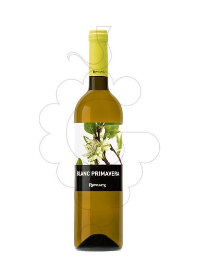 Foto Rovellats Blanc Primavera Magnum  vi blanc