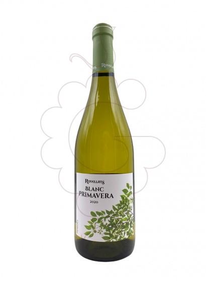 Foto Rovellats Blanc Primavera  vi blanc