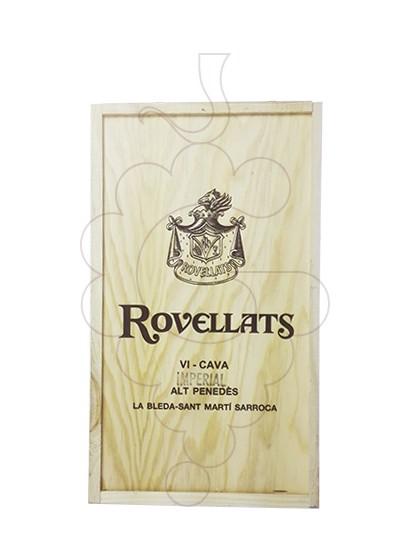 Foto Caixes regal Rovellats Gran Reserva Pack Fusta 2 u