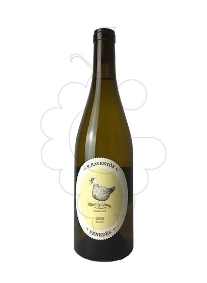 Foto R.Raventós l'Ànec Mut Blanc vi blanc