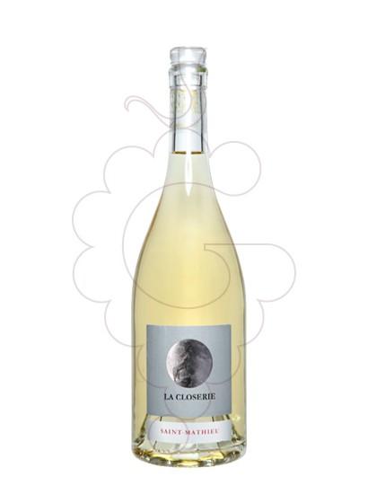 Foto Chateau Puech-Haut La Closerie Blanc vi blanc