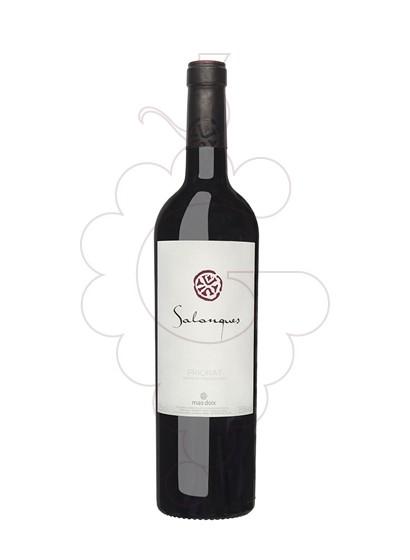 Foto Salanques vi negre