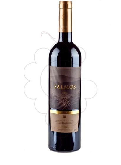 Foto Salmos vi negre