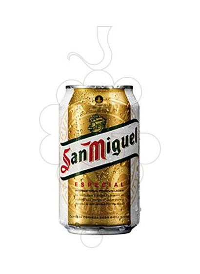 Foto Cervesa San Miguel Llauna