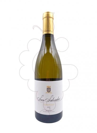 Foto San Salvador Godello vi blanc