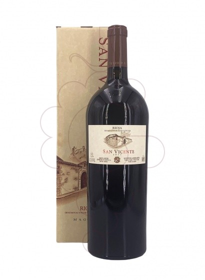 Foto San Vicente Magnum vi negre