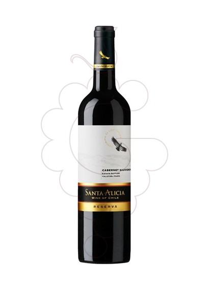 Foto Santa Alicia Carmenere  vi negre