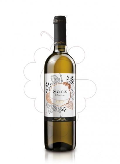 Foto Sanz Clasico vi blanc
