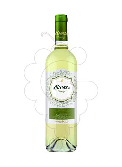 Foto Sanz Verdejo vi blanc