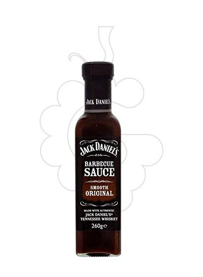 Foto Altres Jack Daniels Sauce Smooth Original 260g