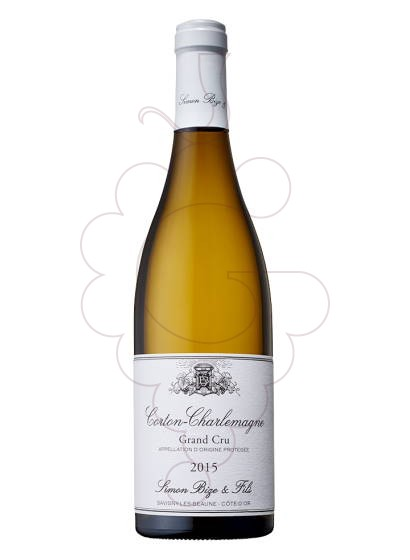 Foto Simon Bize Corton-Charlemagne vi blanc