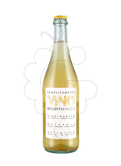 Foto Semplicemente vino Bellotti Bianco vi blanc