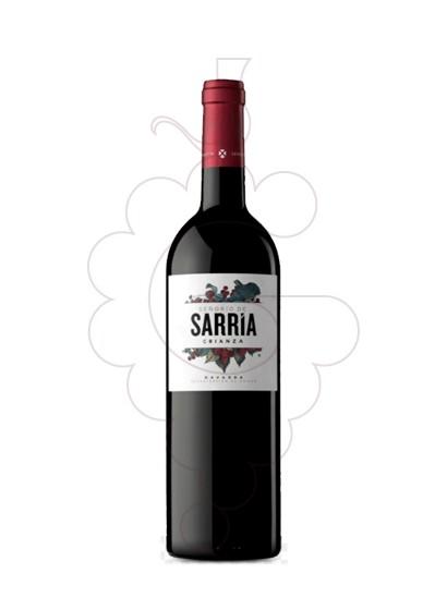 Foto Señorio Sarria de Crianza vi negre
